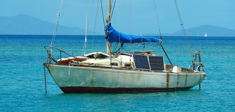 A quiet achiever, sailing alone around the world