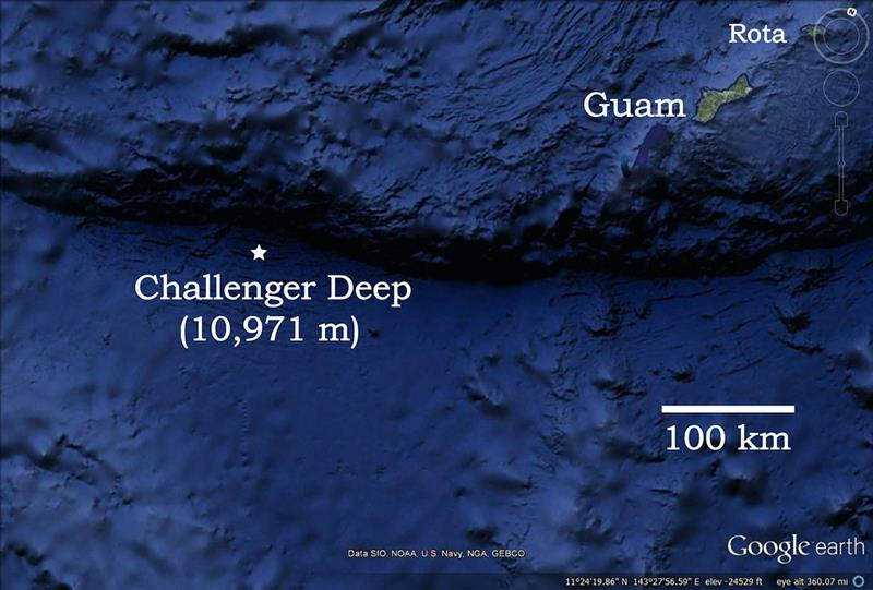 The first audio recordings from the bottom of the Mariana Trench are ...