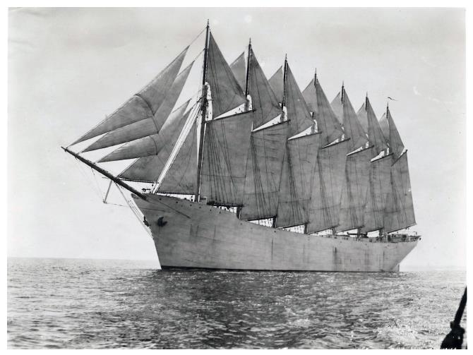 The world's largest schooner