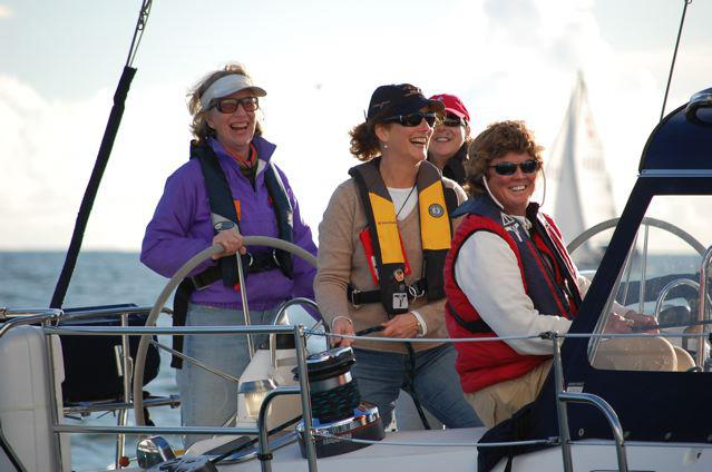 Just for the Ladies: Sailing Convention for Women Feb. 1, 2020, Corona del Mar, California