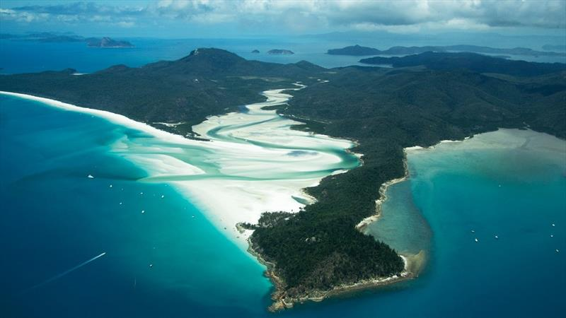 Whitsunday Islands, Australia photo copyright Sofia Cerqueira taken at  and featuring the Cruising Yacht class
