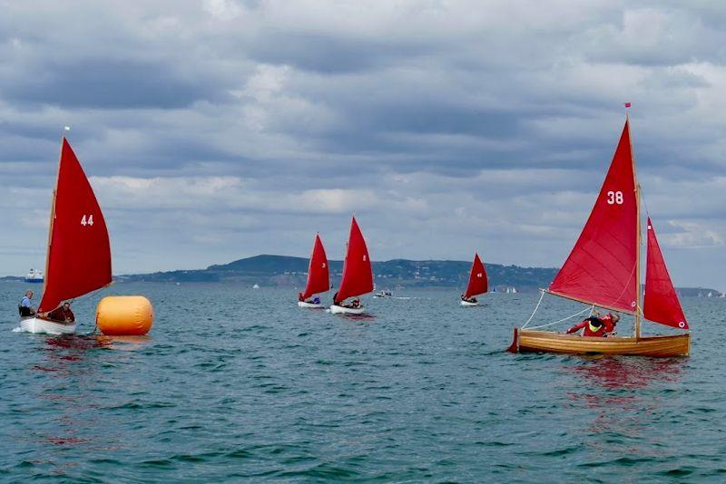 Myth class dinghies racing in the Volvo Dun Laoghaire Regatta  - photo © TBSC