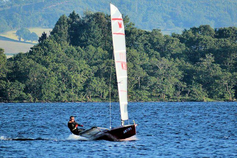 Surely no other dinghy has evolved as much and as quickly as the International Moth. One minute there were sailing around in the Slow handicap fleet, the next they were overtaking the cream of the performance dinghies - and this was before they started foiling - photo © IMCA
