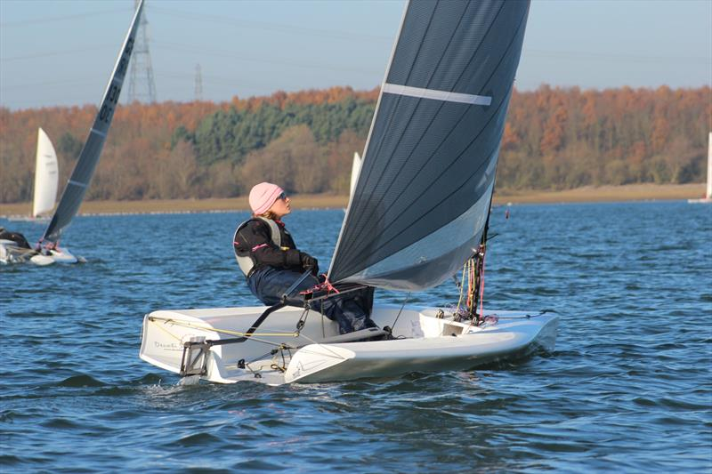The Devoti D-Zero is one of four singlehanders shortlisted by World Sailing - photo © Devoti Sailing UK