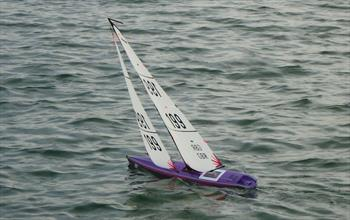 DF65 National Championship at Gosport Model Yacht & Boat Club