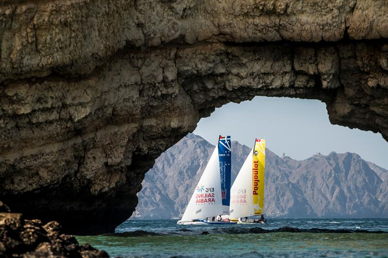 Sailing Arabia - The Tour - photo © Oman Sail
