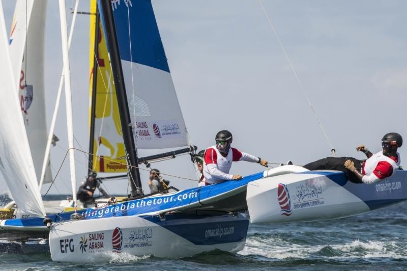 2019 EFG Sailing Arabia - The Tour, final day - photo © Vincent Curutchet / Lloyd Images / Oman Sail
