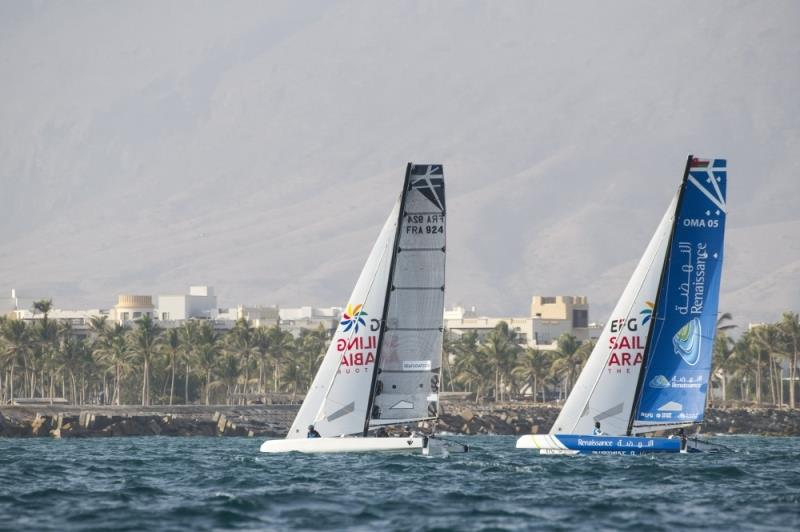 EFG Sailing Arabia The Tour 2019 - photo © Vincent Curutchet / Lloyd Images / Oman Sail