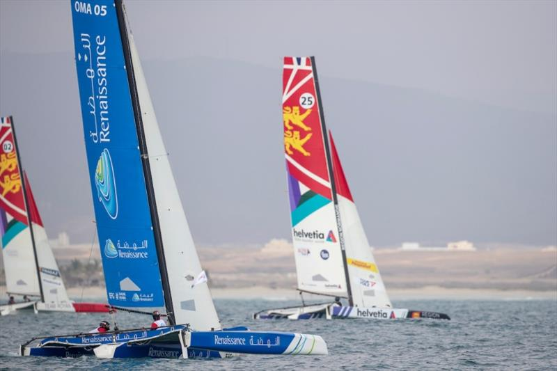 Strong international field for 10th EFG Sailing Arabia - The Tour