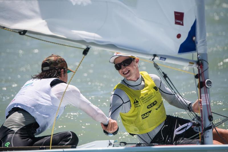 Training and Development team - photo © World Sailing