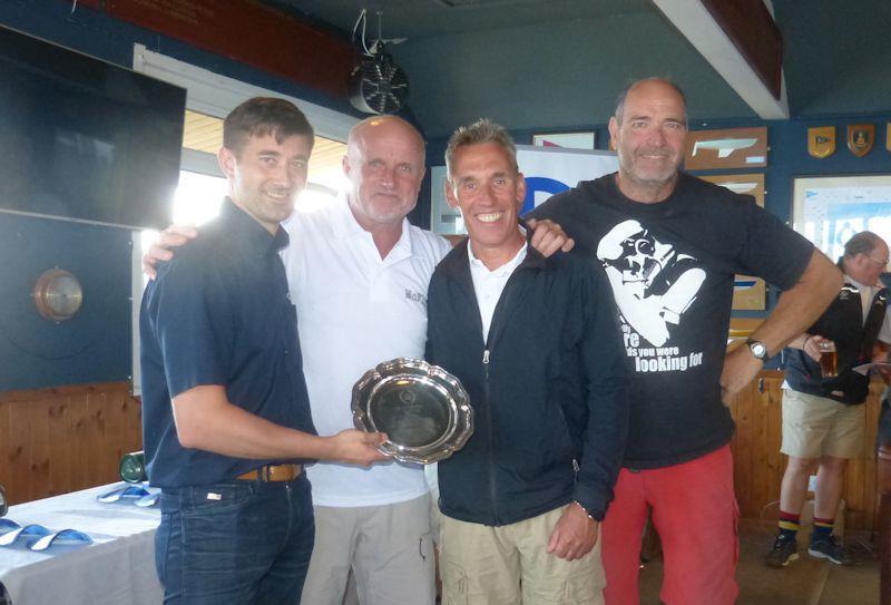 Haulfryn Dragon Edinburgh Cup at South Caernarvonshire Yacht Club - Day 1