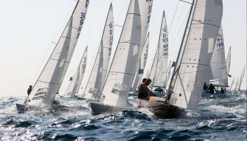 Final day - Dragon 90th Anniversary Regatta - photo © Fiona Brown