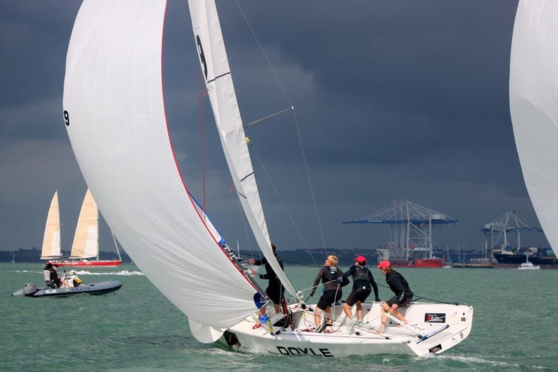 - Day 4, Yachting Developments NZ Match Racing Championships  - photo © Andrew Delves