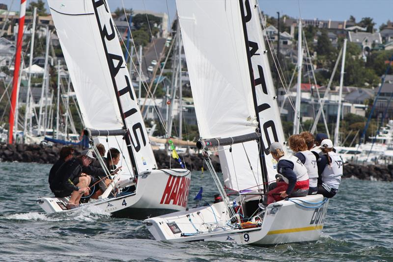 Day 4 - Nespresso Youth International Match Racing Cup, February 24, 2019 - photo © Andrew Delves