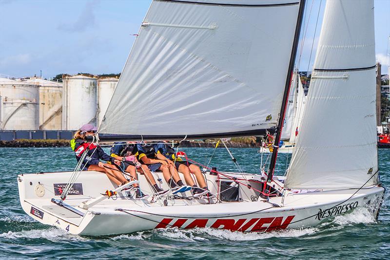 Harken National Secondary School Keelboat Championships 2019  - photo © Andrew Delves