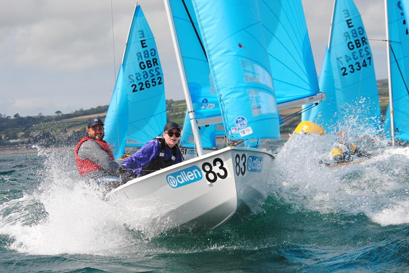 Allen, North Sails and Selden Enterprise National Championships - Day 3