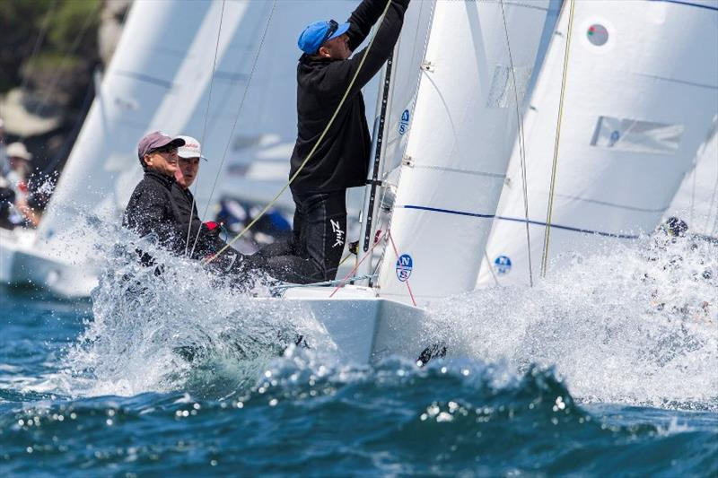 Northern Havoc - Etchells NSW Championship winner - photo © Andrea Francolini
