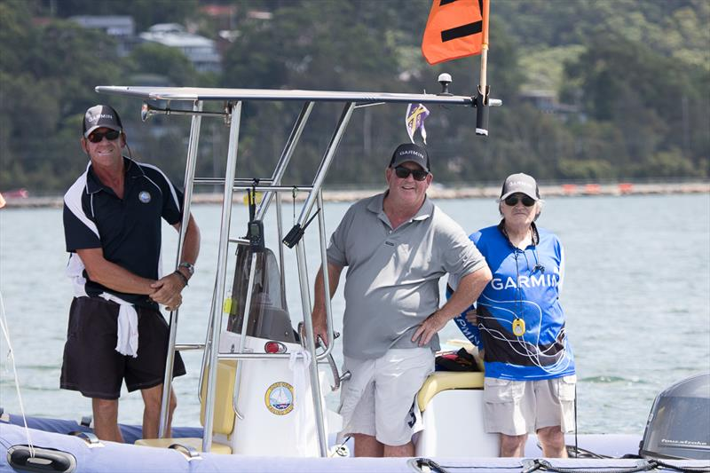 Some of the wonderful volunteers who help make this regatta possible. - photo © Alex McKinnon