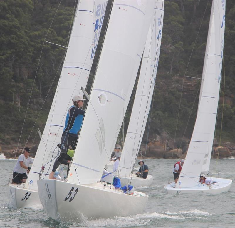 2021 NSW Etchells State Championships - photo © Royal Prince Alfred Yacht Club