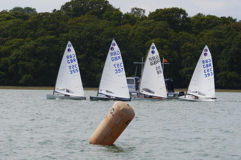 Solo and Europe Open at Chichester Yacht Club