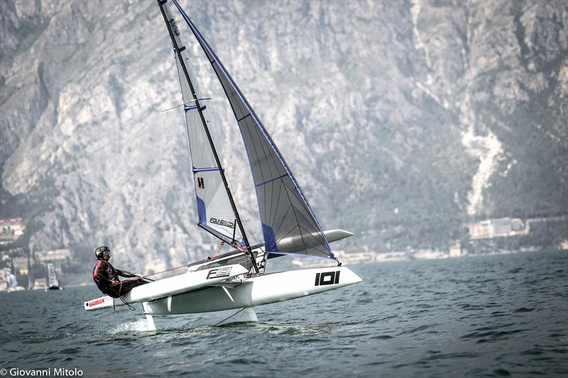 Foiling Week GARDA - photo © Giovanni Mitolo