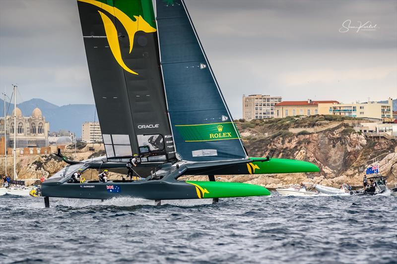 SailGP Season 1 concludes in Marseille, France - photo © Sam Kurtul / www.worldofthelens.co.uk
