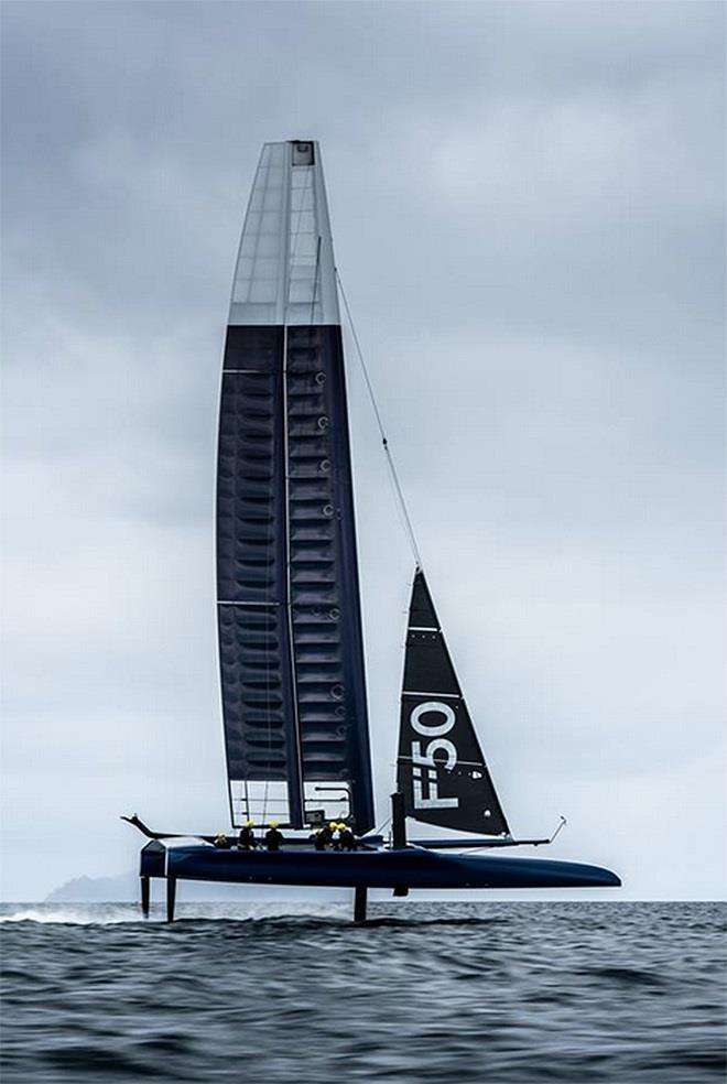 SailGP - photo © World Sailing