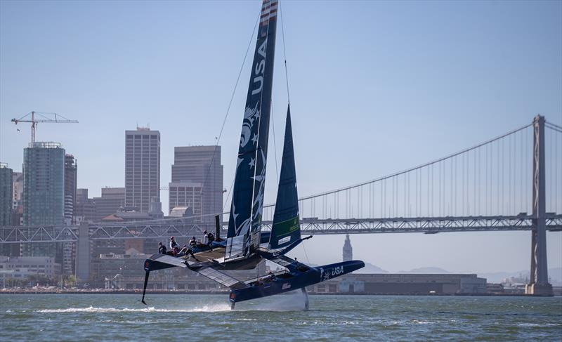 San Francisco set to be a make or break for SailGP