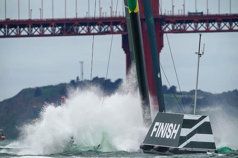 Australia SailGP Team at San Francisco SailGP - photo © Australia SailGP Team