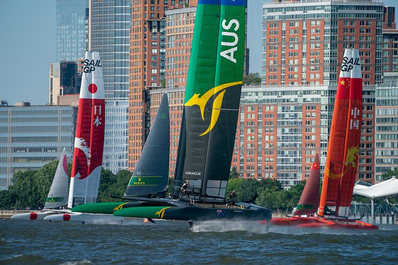 Coutts confident SailGP will become financially viable