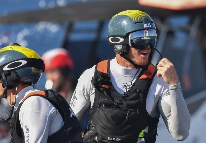 The final SailGP event of Season 1 in Marseille, France - Day 1 - photo © SailGP