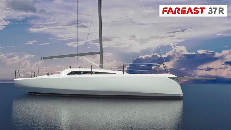 The new FarEast37R - photo © FarEast Yachts