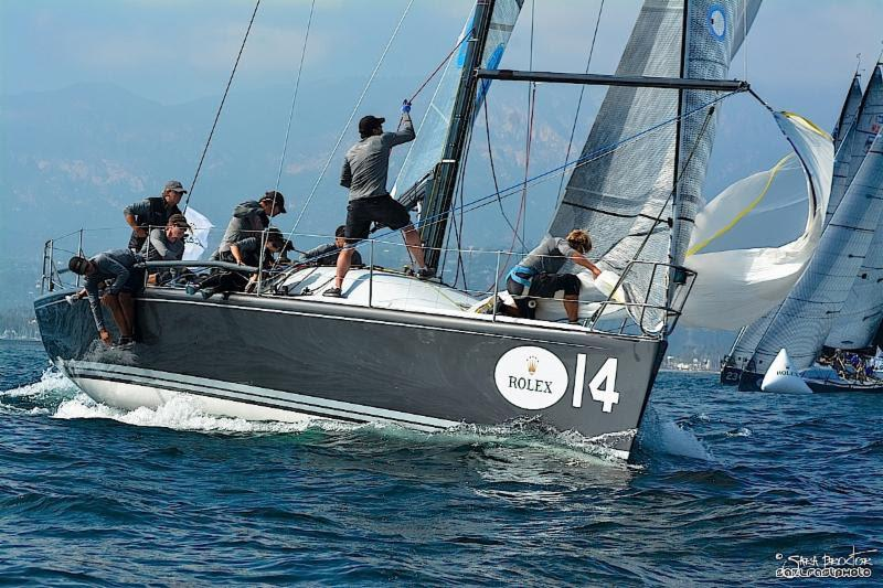Plenty has come back strong on day 3 of the 2015 Rolex Farr 40 North American Championship - photo © Sara Proctor / www.sailfastphotography.com