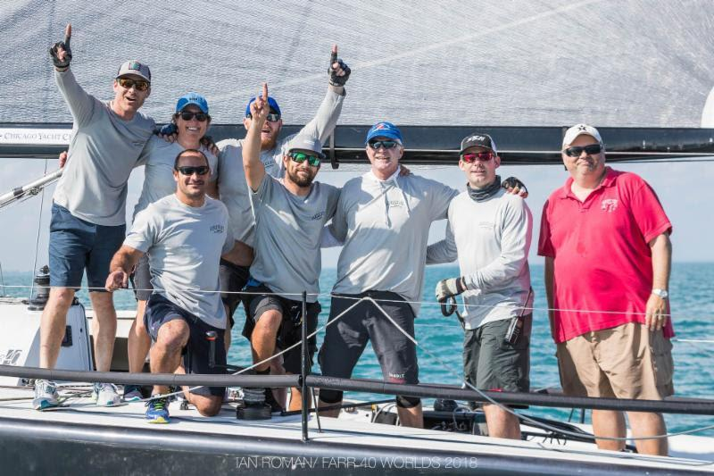 2018 Farr 40 World Championships - Final Day - photo © Ian Roman / Farr 40 Worlds 2018