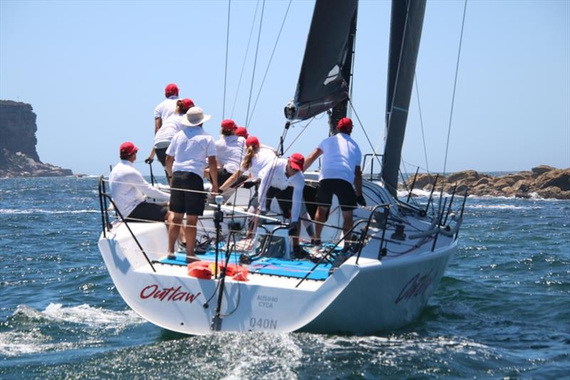 2019 Farr 40 NSW State Title, Day 2 - photo © Jennie Hughes