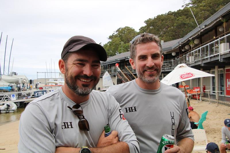 Farr 40 NSW State Titles 2020 at Middle Harbour Yacht Club - Day 1