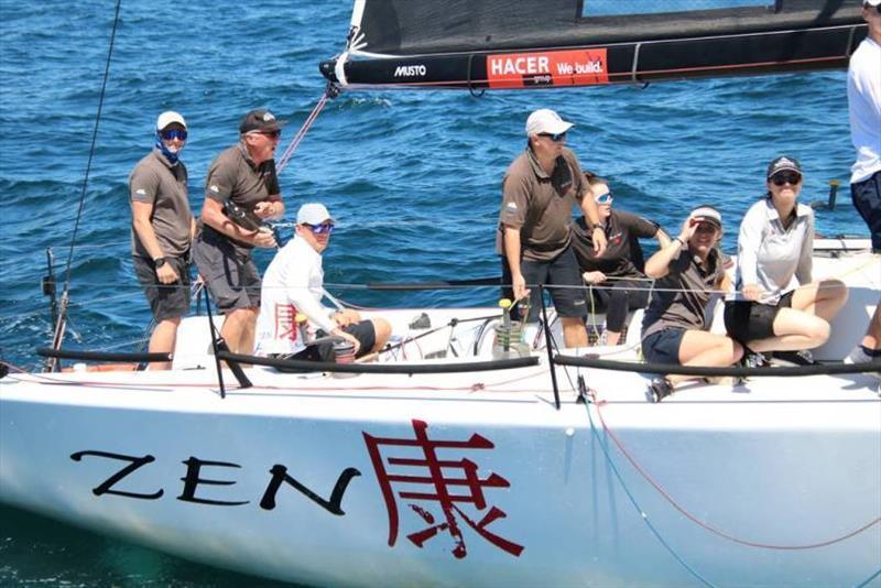 Gordon Ketelbey's Zen - Farr 40 One Design Trophy, day 2 - photo © Farr 40 Australia