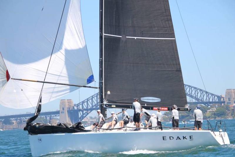 Third place, Edake (Jeff Carter) - Farr 40 One Design Trophy, day 2 - photo © Farr 40 Australia