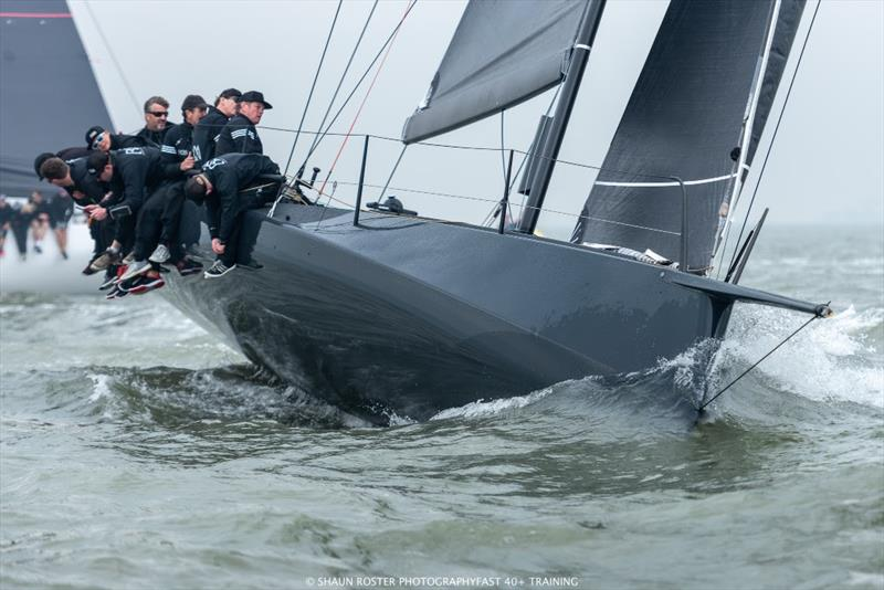 Niklas Zennstrom's Swedish Carkeek Rán7 will be making its debut in the FAST40 Class - photo © Shaun Roster Photography
