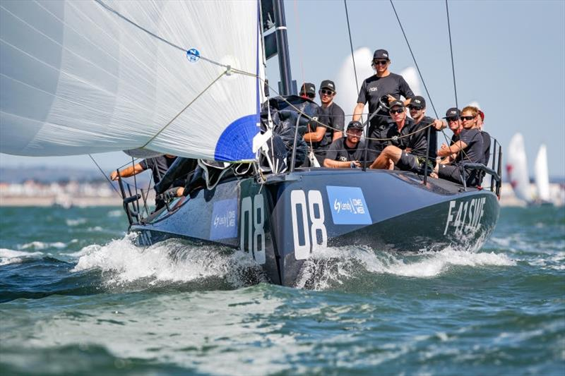 Carkeek's triple third gives them FAST40 top 4 - photo © Paul Wyeth / Lendy Cowes Week