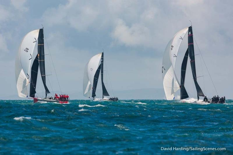 2019 Round 2 Fast 40 Class Race Circuit - Day 1 - photo © David Harding / SailingScenes.com