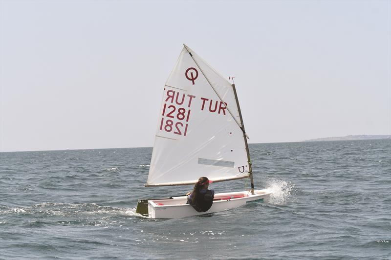 OR15. Beware of burying the bow in chop – lean back to lift the bow over each wave - photo © Sedat Yilmaz