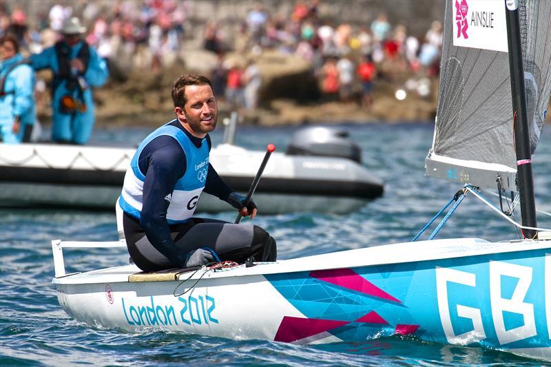 Paris2024: Sir Ben Ainslie calls for Olympic regatta revamp