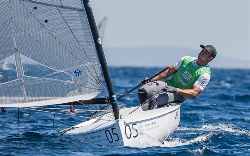 Finn Open European Championship 2019 - photo © Robert Deaves
