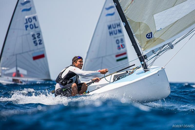 U23 Finn World Championship for the Jorg Bruder Finn Silver Cup. - photo © Robert Deaves