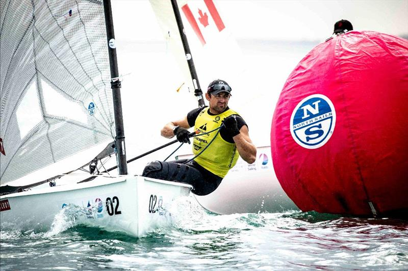 Caleb Paine is guaranteed a Gold Medal at the 2020 Hempel World Cup Series Miami - photo © Sailing Energy / World Sailing
