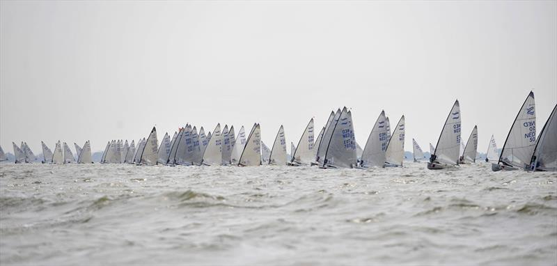 Celebrating 50 years of the Finn Masters with 'NOT the 50th Finn World Masters'