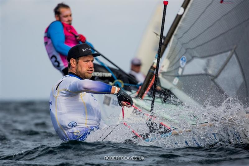 Max Salminen - Kieler Woche 2020 - photo © Robert Deaves
