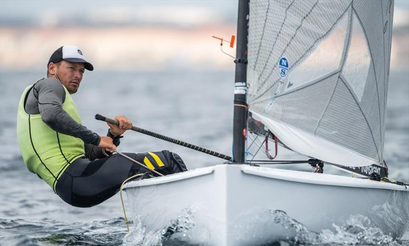 Finn Open and U23 European Championship at Vilamoura, Portugal - Overall