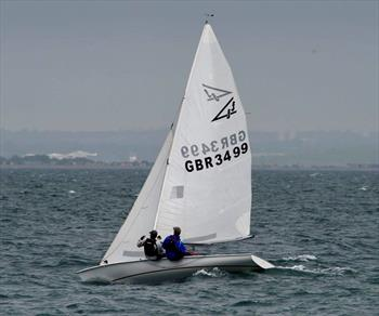 Flying Fifteen Irish East Coast Championships at County